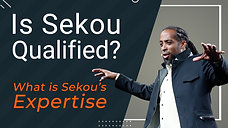 What Is Sekou's Expertise