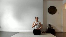 Embodiment Yoga Water Flow