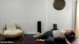 Unwinding Your Hips and Back
