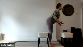 Embodiment Yoga Water and Fire
