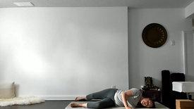 Embodiment Yoga Fire Flow