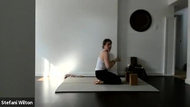 Embodiment Yoga Practice