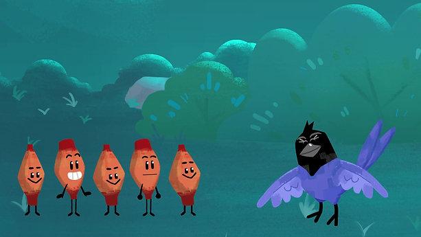 Pinha Pinhão (Animação)