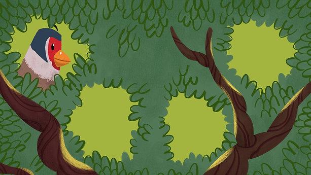 Silvos Trinos Trilos (Animação)
