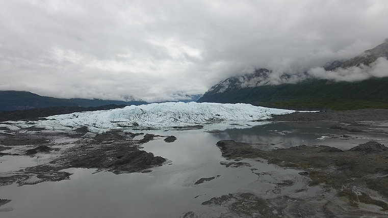 Explore the Matanuska Glacier
