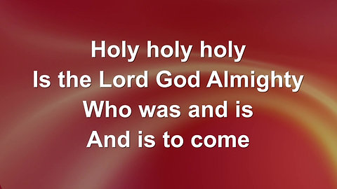 Revelation Song (Preview)