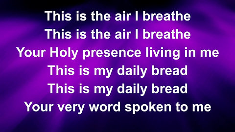 Breathe (Preview)