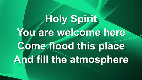 Holy Spirit (Preview)