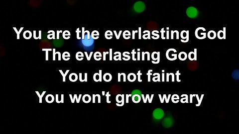 Everlasting God (Preview)