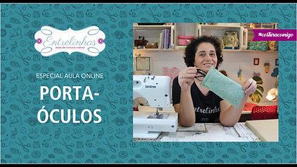 PORTA-ÓCULOS | AULA AVULSA | R$17