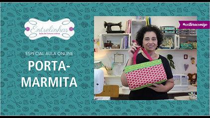 PORTA-MARMITA | AULA AVULSA | R$47