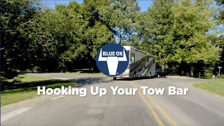 Hooking Up Your Blue Ox Tow Bar