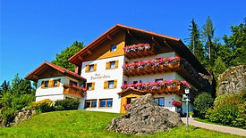 The accommodation surroundings of Haus Sonnenfels