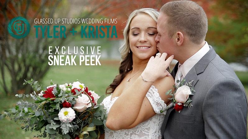 Sneak Peek: Tyler + Krista