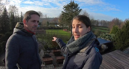 Ein Rundgang mit Melissa und Michel