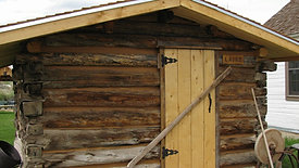 Laird Cabin - 1880s