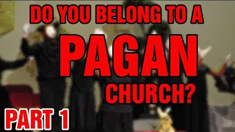 The Pagan Church