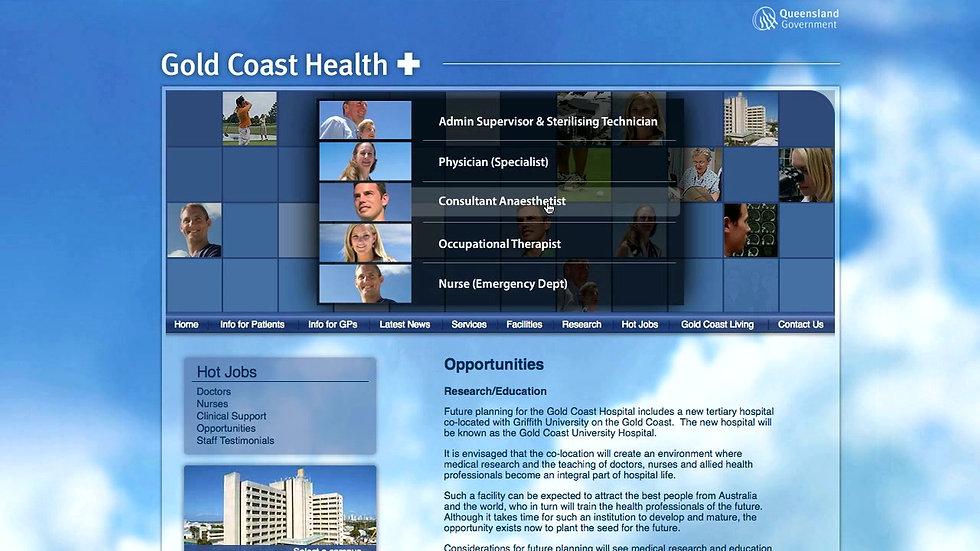 QLD Health - GCH