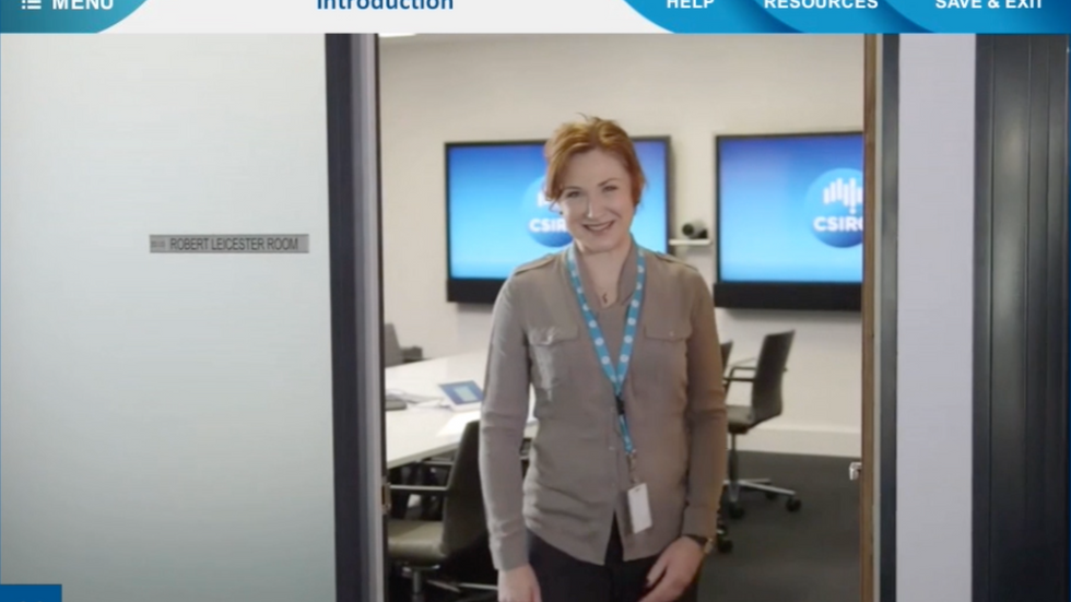CSIRO - The way we work