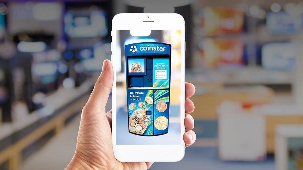 COINSTAR - Virtual Kiosk