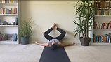 Restorative Wall Yoga
