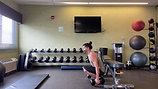 The Dumbbell Booty Workout