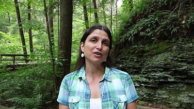 Stephanie Kyriazis, Park Ranger