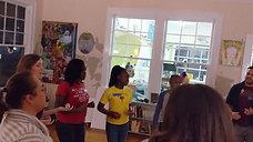 Aroha Afro Latin Dance Pre-Covid 19