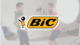 ORGANIC AD PLACEMENT - Bic Razors