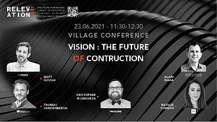 Vision : The future of Construction