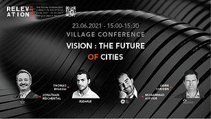 Vision : The future of Cities