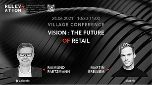 Vision : The future of Retail
