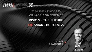 Vision : The future of Smart Buildings
