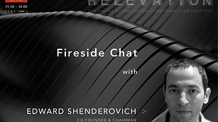 Fireside Chat with Edward Shenderovich (Knotel)