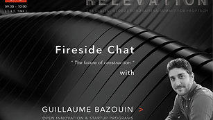 The future of construction - Fireside Chat with Guillaume Bazouin (Leonard)