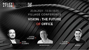 Vision : The future of Office