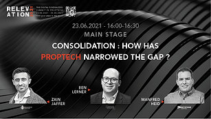 Consolidation: how has PropTech narrowed the gap?