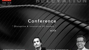 Disruptive & Innovative VC models