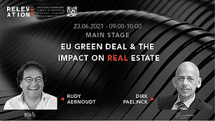 EU Green Deal & the impact on Real Estate