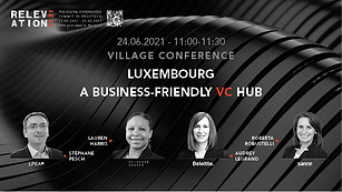 Luxembourg, a business-friendly VC hub