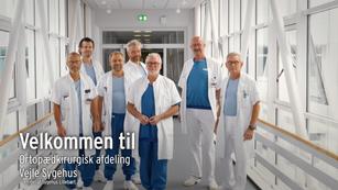 Informationsfilm: Patient-film giver tryghed før operation