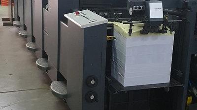 NCR Paper Printing