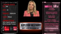 "Kayleigh ""Smackdown"" McEnany"