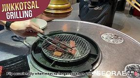 Jinkkotsal Grilling Tutorial
