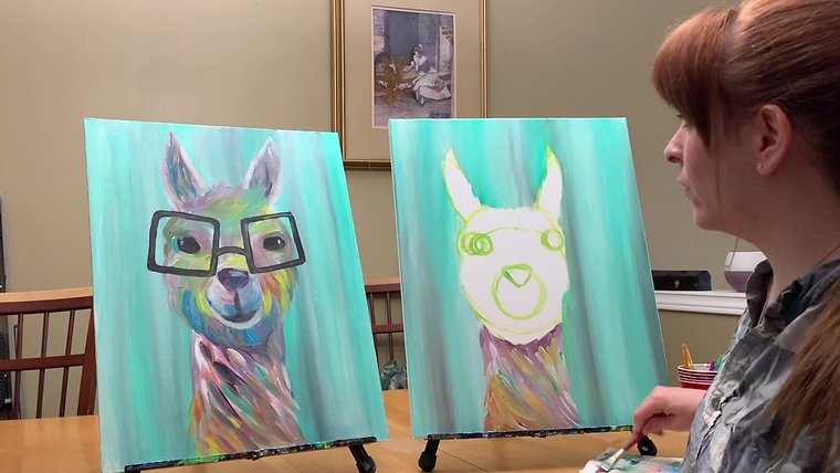 Nerdy Llama (Rental)