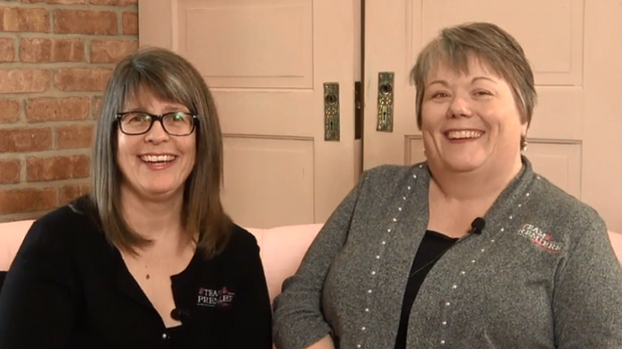 The Rosemary and Laura Show
