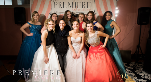 Premiere Couture Prom 2019 Launch Party Runway Show