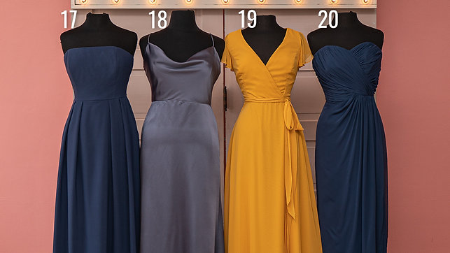 Social Occasion Dresses  17- 20