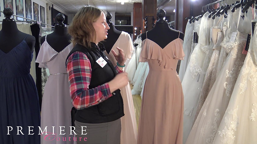 Shop Talk with Sarah: Bridesmaids