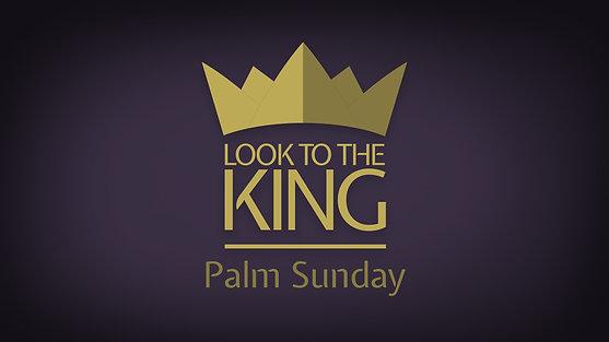Palm Sunday 4/5/2020